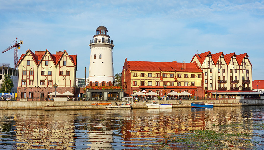 Два исторических здания в Калининграде передадут музеям