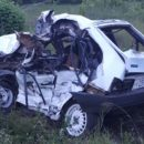 В Татарстане три человека погибли при столкновении поезда с легковушкой