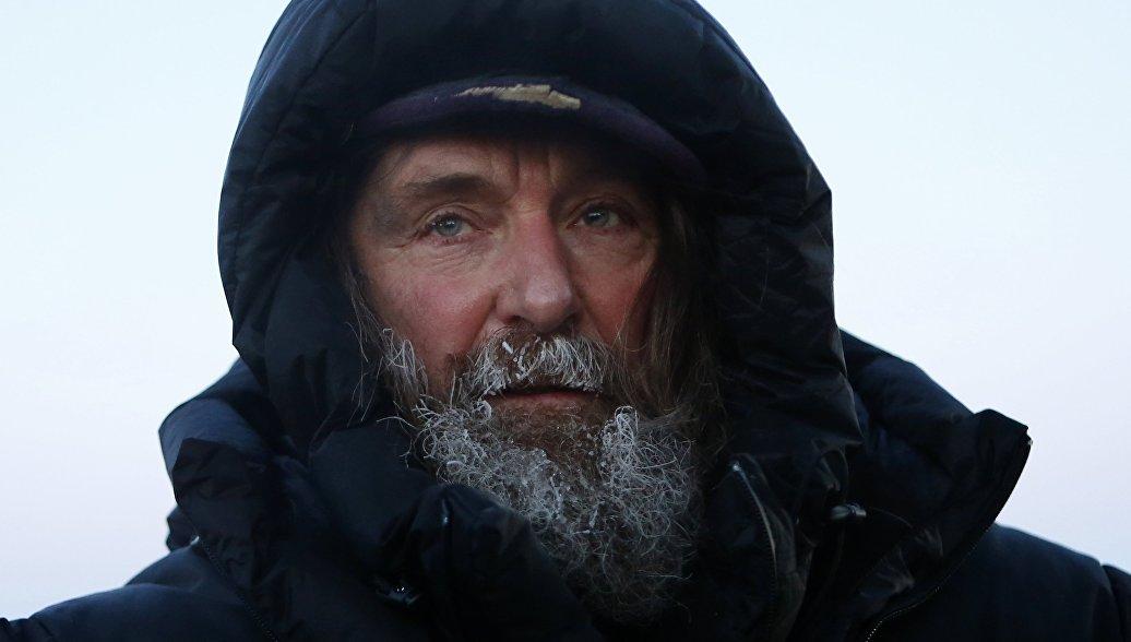 Федор Конюхов рассказал о подготовке к погружению в Марианскую впадину