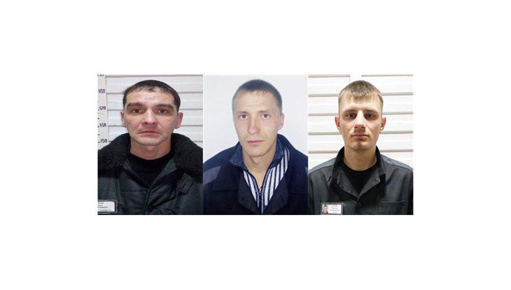 Из красноярской колонии-поселения сбежали трое заключенных