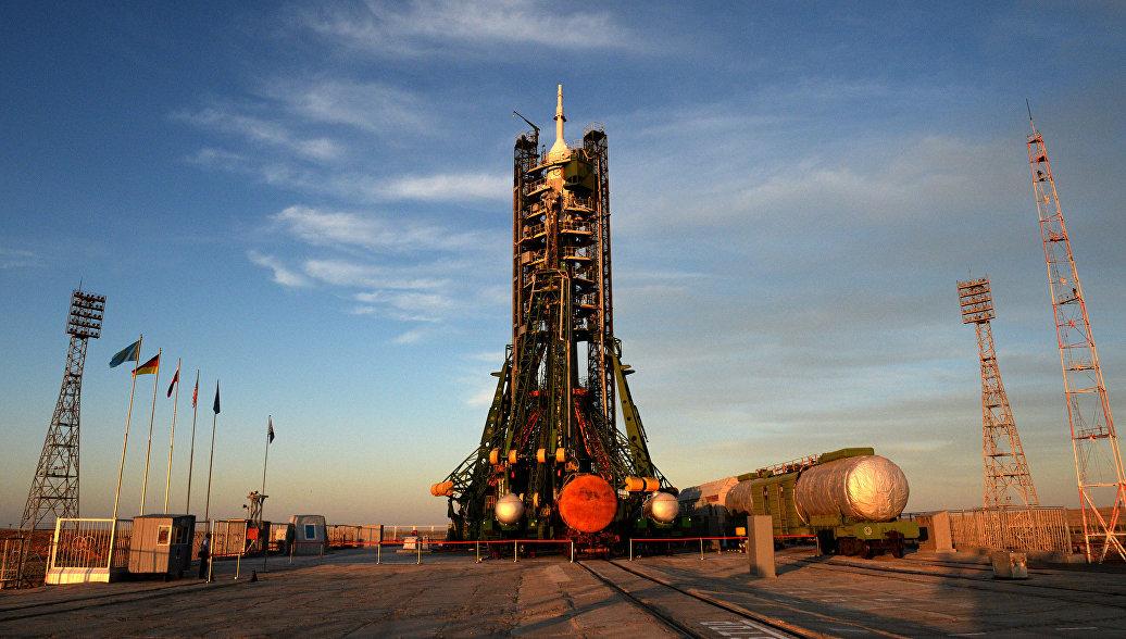 Байконур начали готовить к запускам спутников OneWeb