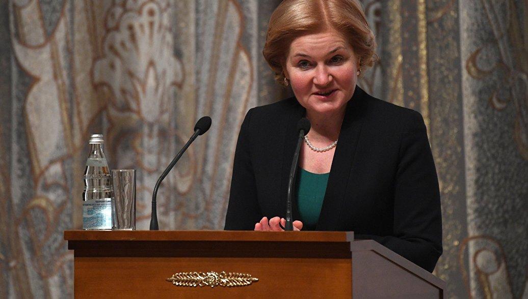 Голодец назначили председателем оргкомитета по проведению в России Года театра