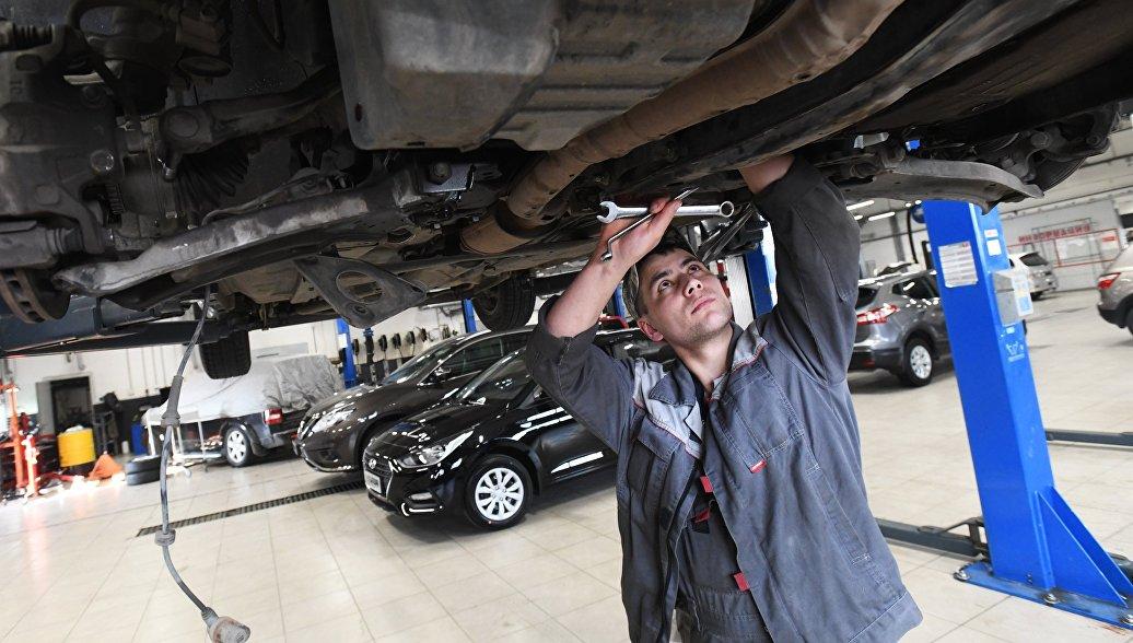Автоэксперт оценил процедуру техосмотра автомобилей в России