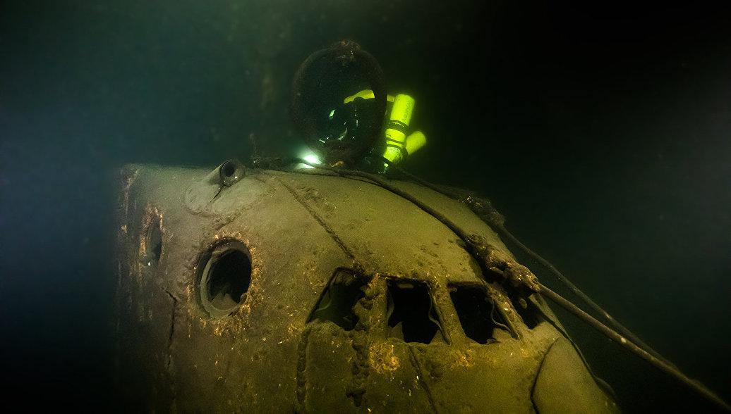 В Черном море пройдет экспедиция по поиску затонувших военных кораблей СССР