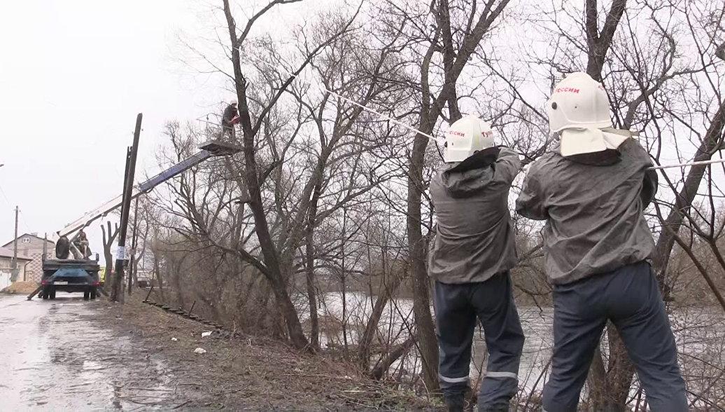 В Забайкалье объявили режим ЧС из-за паводков
