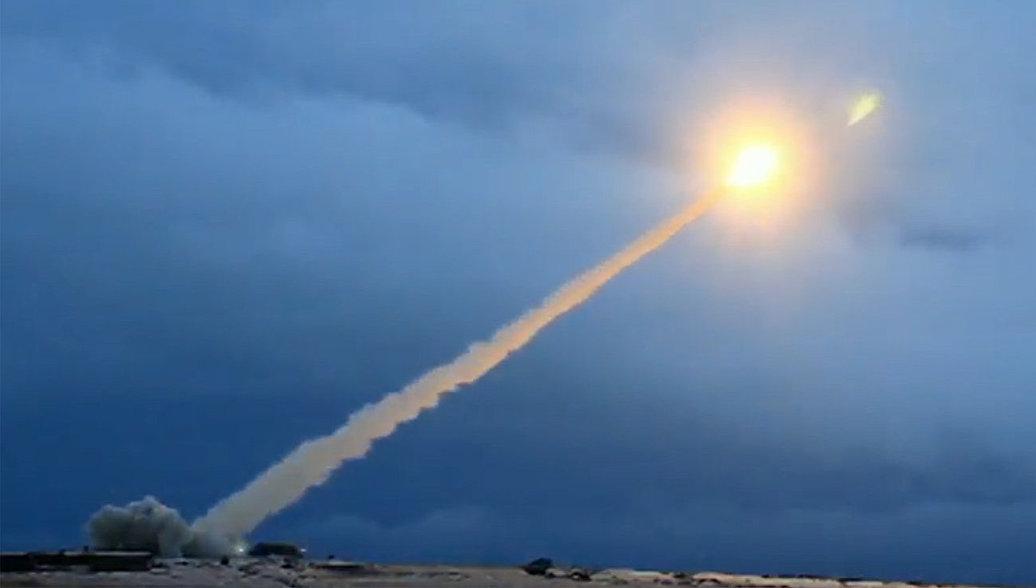 ВКС успешно провели испытания модернизированной ракеты системы ПРО