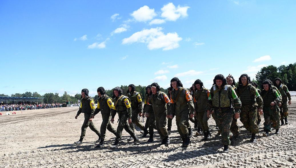 Армейские игры сближают страны, считает военный атташе ЮАР
