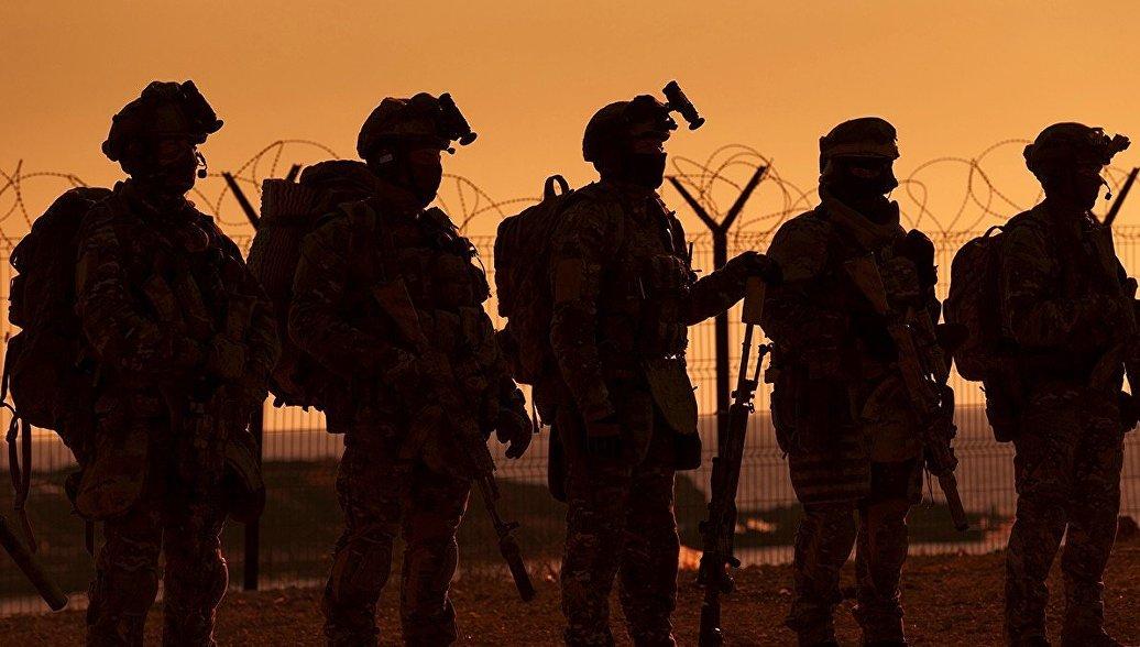 В тылу врага. Как оснащены бойцы Сил специальных операций