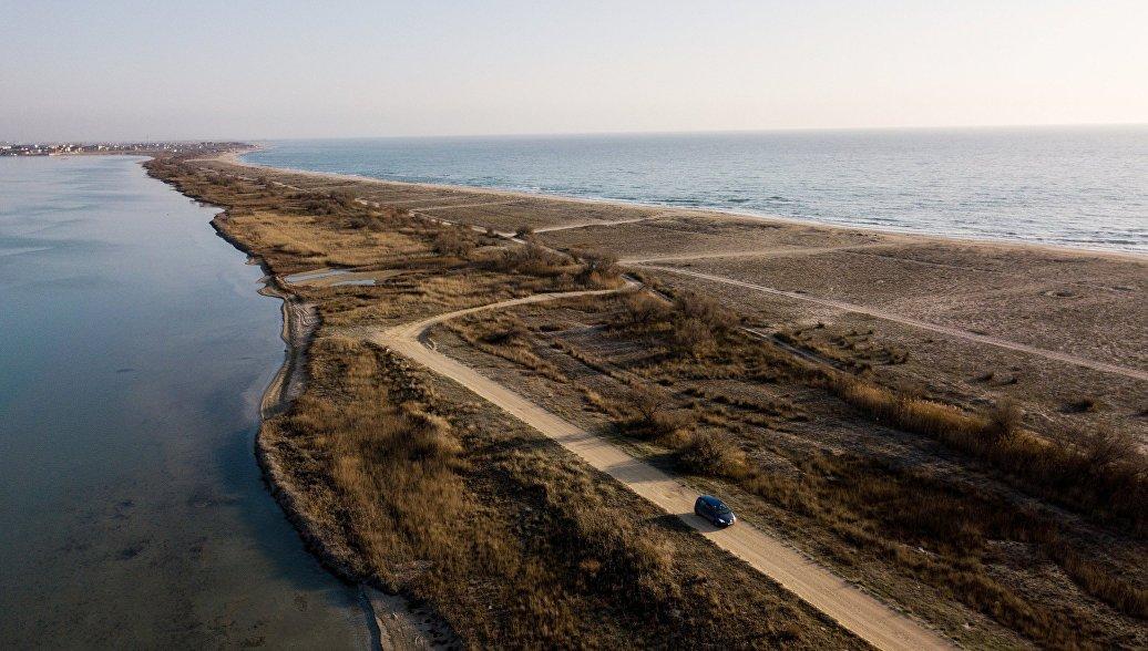 У берегов Крыма засекли британский самолет-разведчик