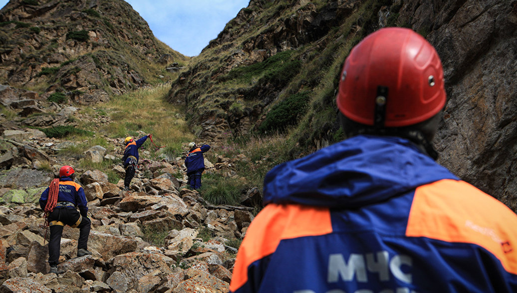 Спасатели нашли живым туриста, пропавшего на горе Иремель в Башкирии