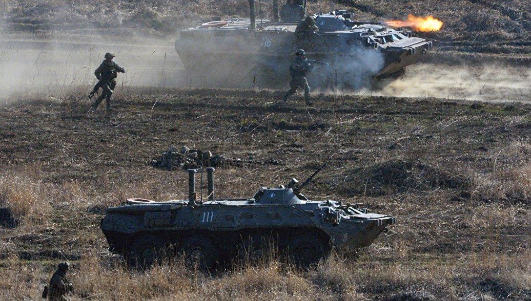 Восточный военный округ отмечает столетний юбилей