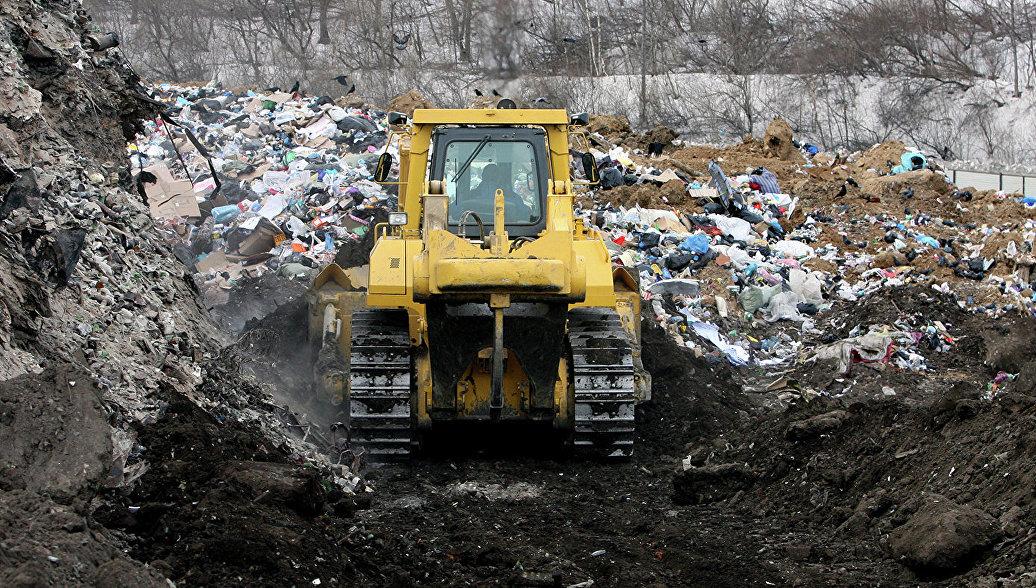 В России плату за воздействие свалок на окружающую среду снизили в семь раз