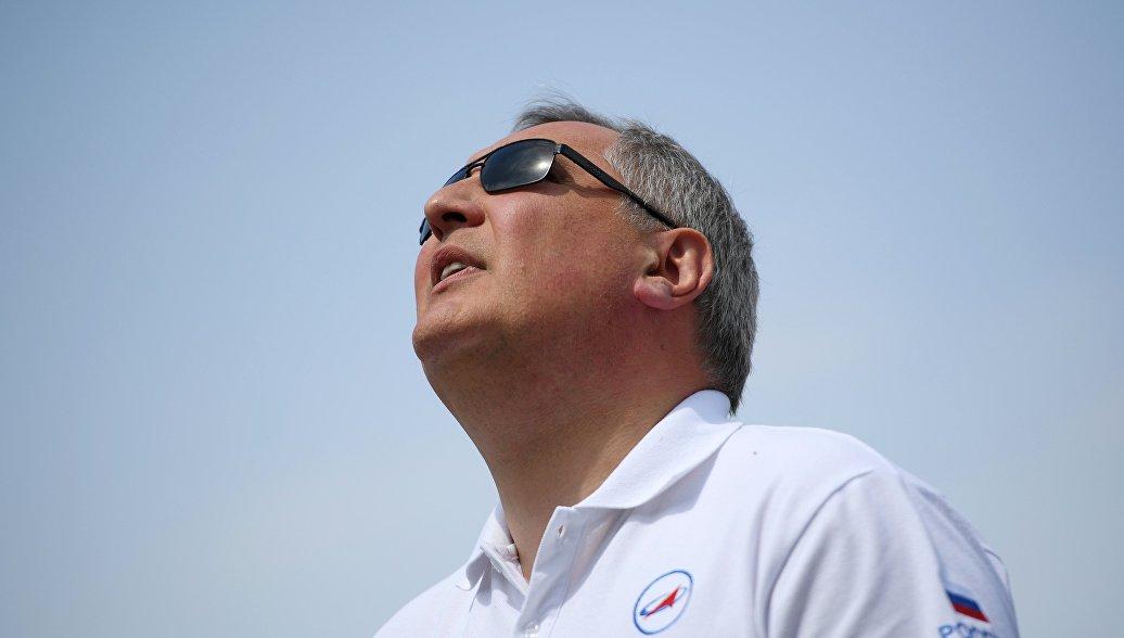 Рогозин объявил о начале работ по созданию ракеты