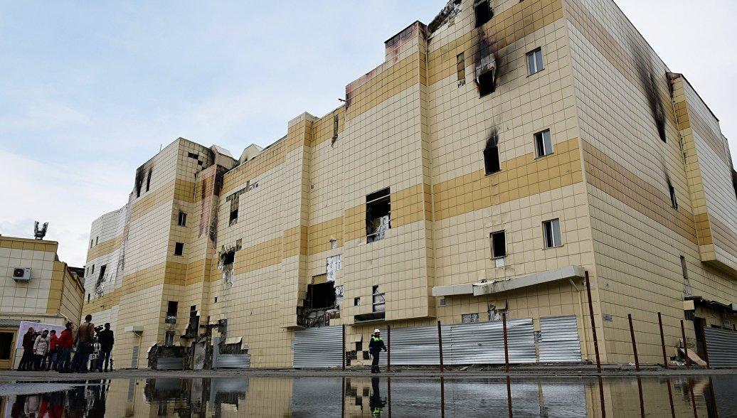 Начальника службы пожаротушения задержали по делу о пожаре в