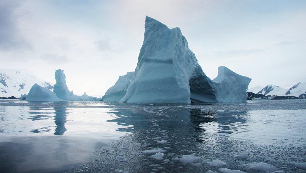 Ученые рассказали, как таяние мегаайсберга повлияет на уровень моря