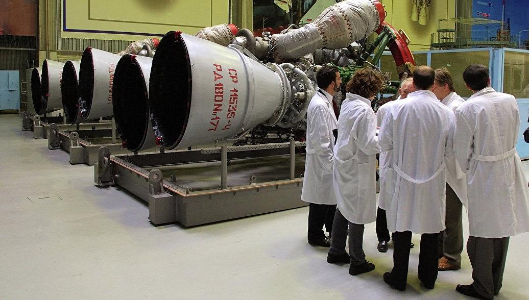 США купят у России новую партию двигателей РД-180