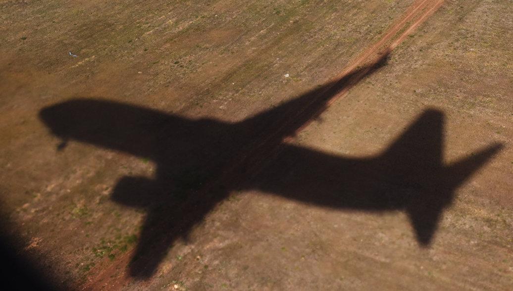 Boeing-737 развернулся в Рязанской области и кружит над Воскресенском