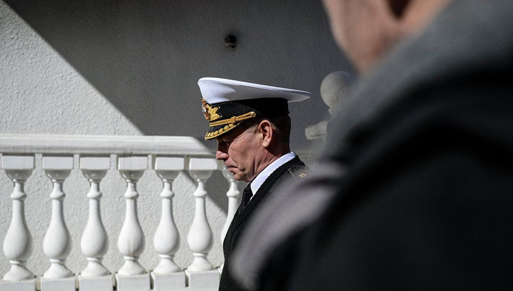 На Украине предложили заминировать Азовское море
