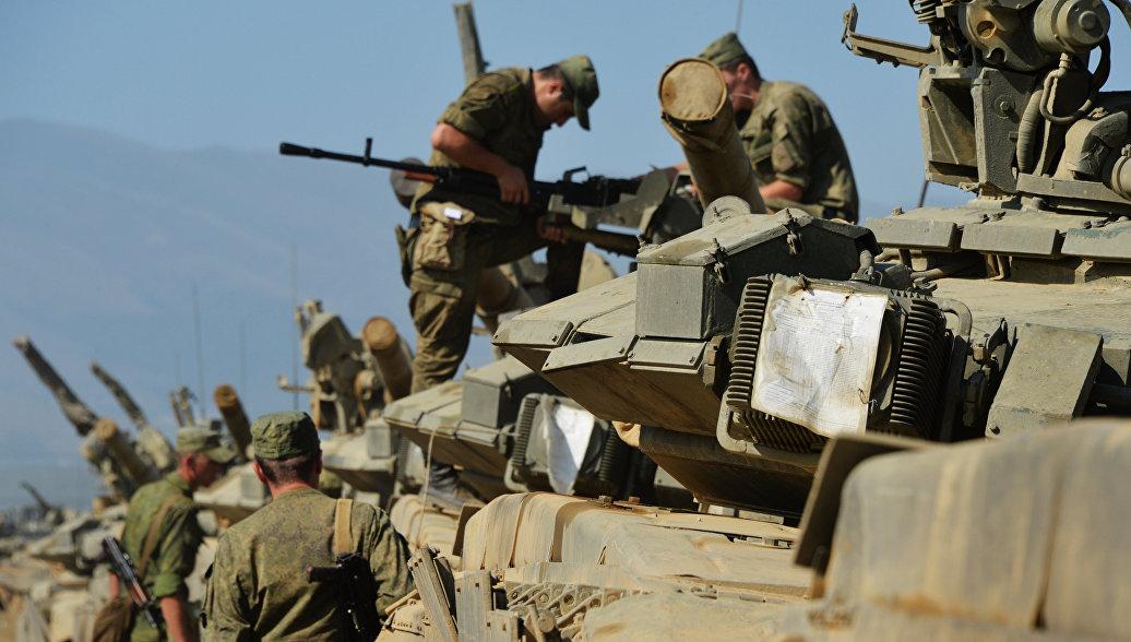 В Самарской области миротворцев и мотострелков подняли по тревоге