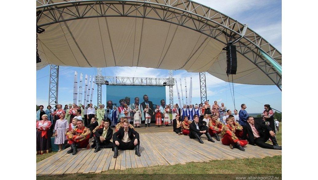 На Алтае стартовал Шукшинский фестиваль