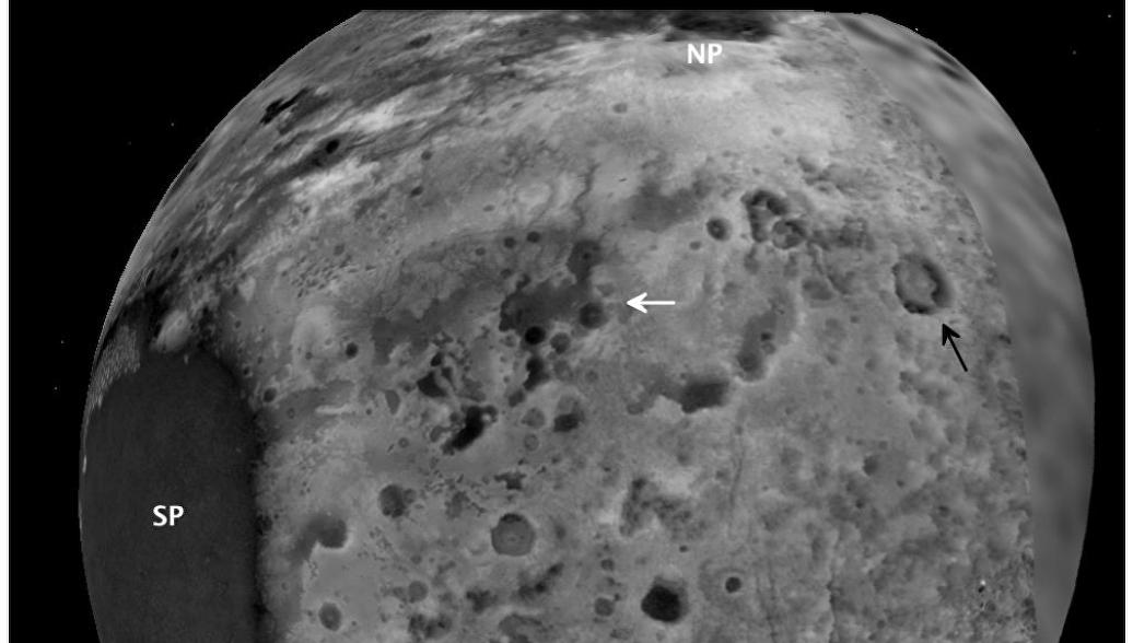 Астрономы подготовили первые трехмерные карты Плутона и Харона