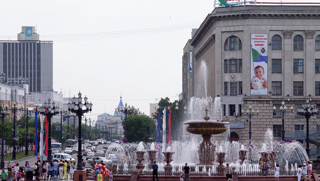 Кандидат в губернаторы Хабаровского края от ЛДПР подал заявку на участие в выборах