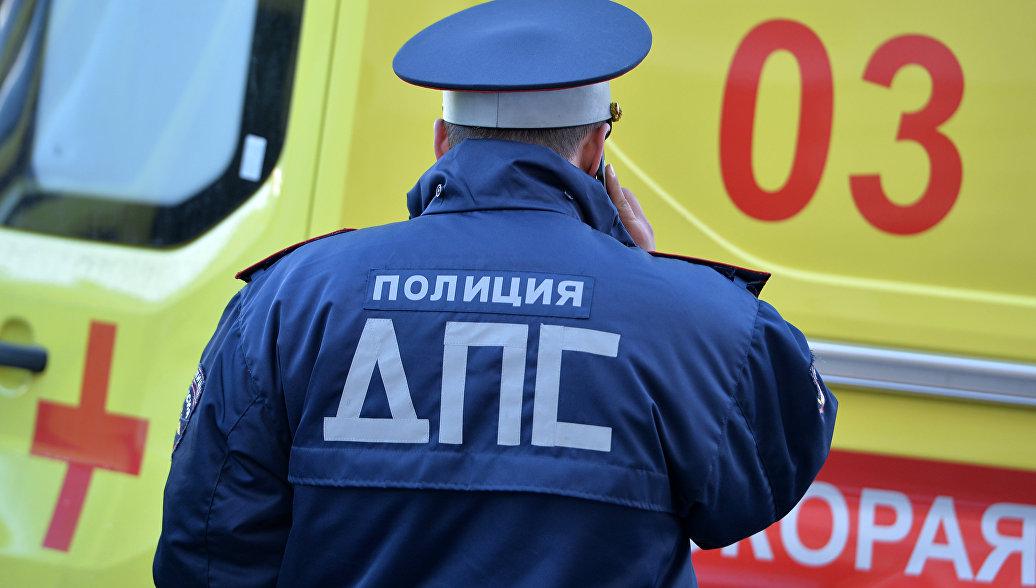 В Ростовской области в ДТП с двумя легковушками пострадали шесть человек