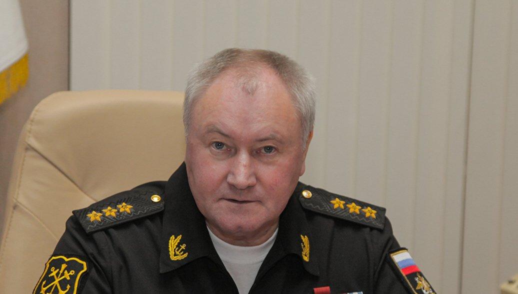 Главком ВМФ поставил руководству задачи перед первой тренировкой кораблей в Финском заливе