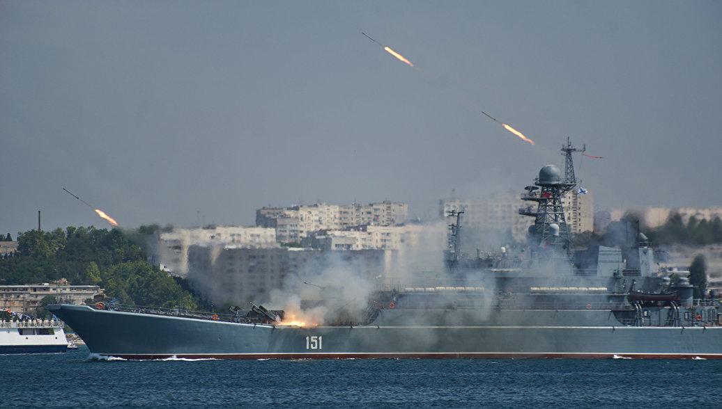 В Госдуме прокомментировали парад кораблей в Севастополе
