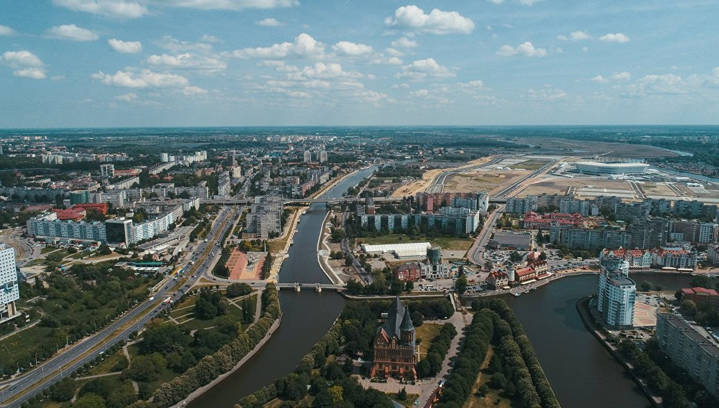 Калининградская область станет площадкой для съемок шести фильмов
