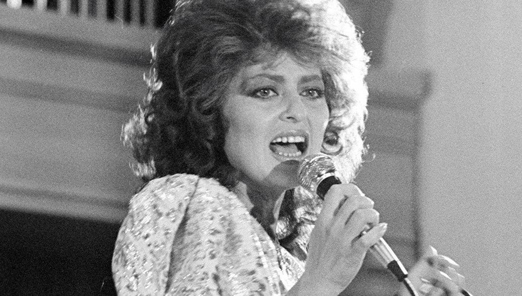 В Ереване умерла певица Надежда Саркисян