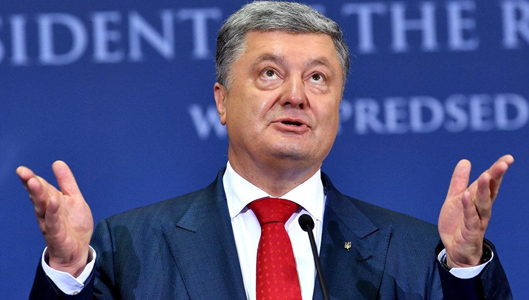 Порошенко прокомментировал продление санкций ЕС против России