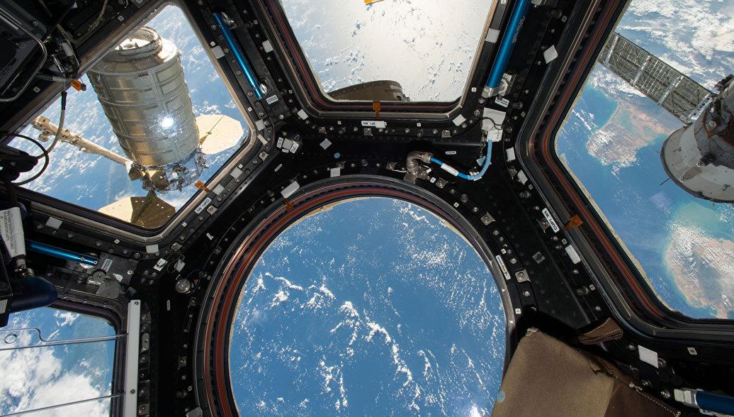 Американский космический грузовик Cygnus покинул МКС