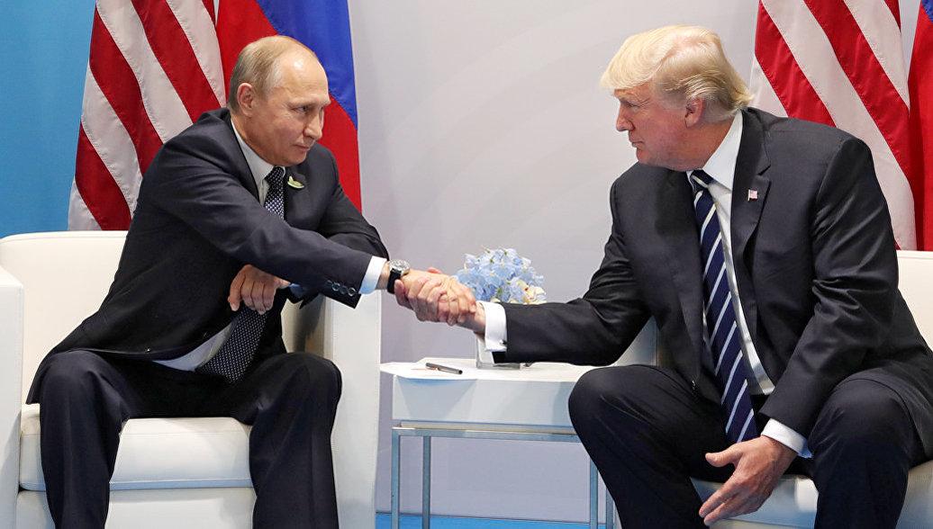 Глава МИД Германии предостерег американского лидера от сделок с Путиным за счет союзников