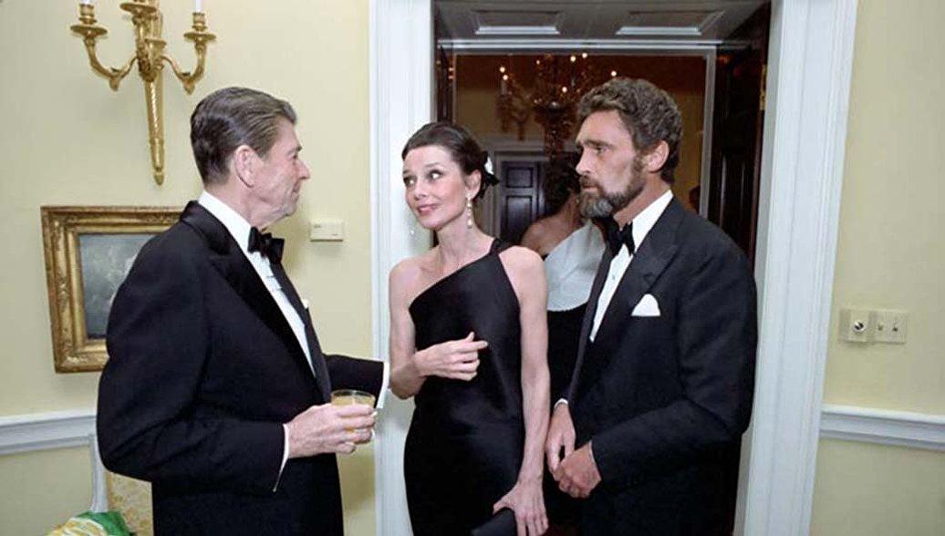 Скончался последний возлюбленный Одри Хепберн актер Роберт Уолдерс