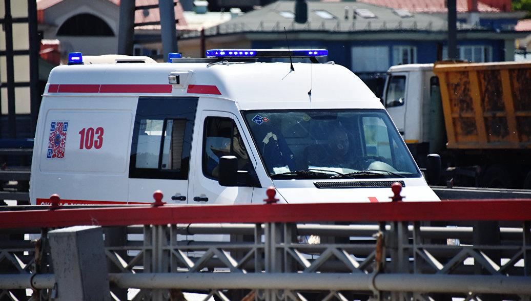 В Вологде семь человек пострадали в ДТП с машиной скорой помощи