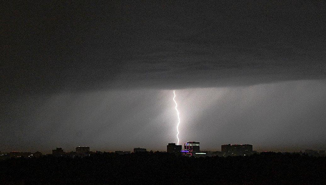 В Ростовской области число пострадавших от удара молнии возросло до пяти