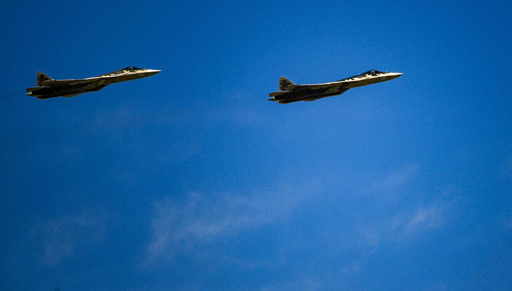 В Госдуме рассказали о боевом опыте российских истребителей пятого поколения