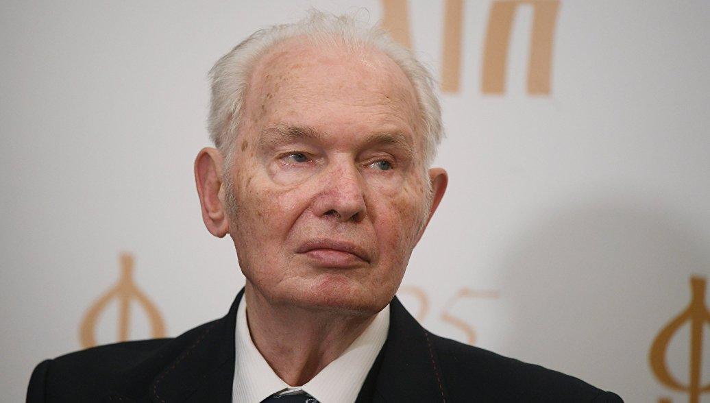 Патриарх: Ганичев много сделал для диалога между Церковью и интеллигенцией