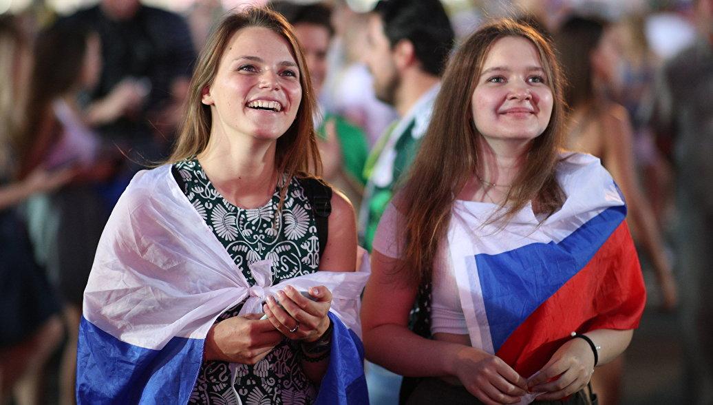 В Екатеринбург фан-фест вновь принимает болельщиков