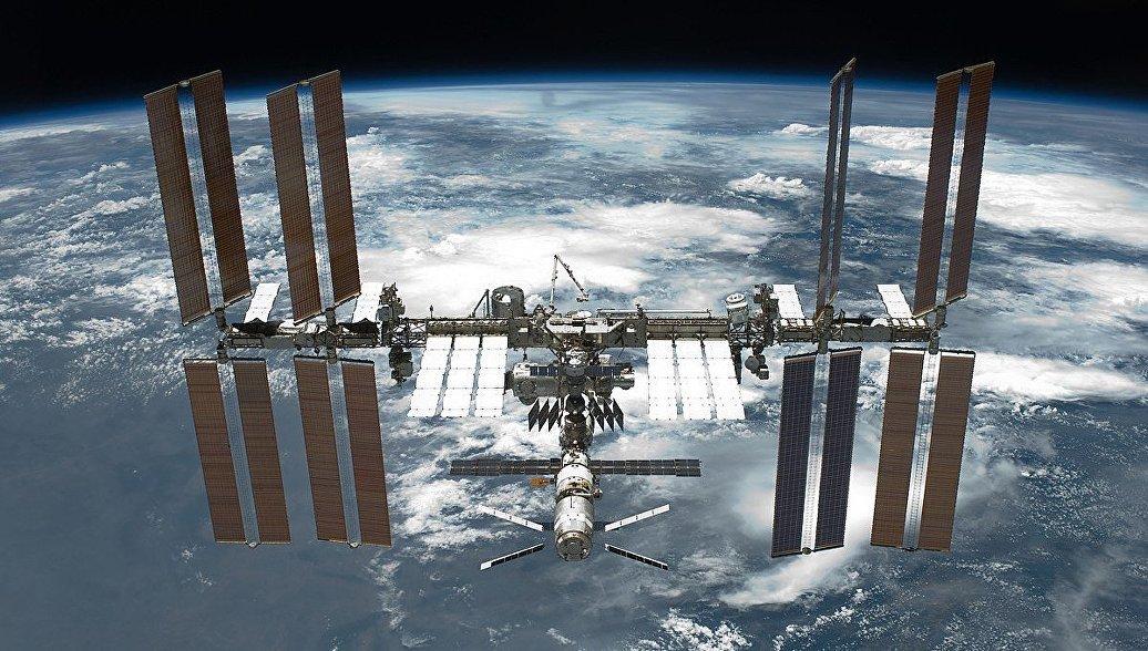 Орбиту Международной космической станции изменили