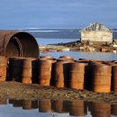Более 90 тонн металлолома собрали военные экологи в Арктике