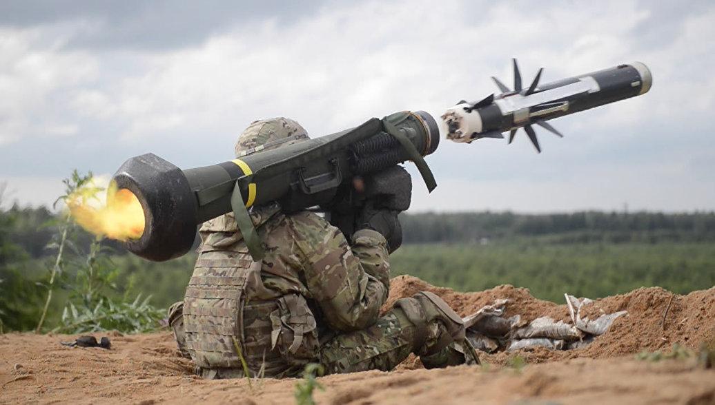 В Сети появилась информация о неисправности комплексов Javelin, поставленных Киеву