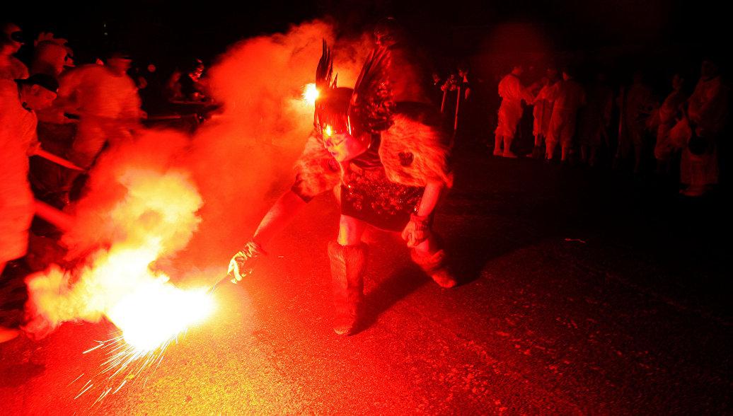 В Калининградской области пройдет балтийский фестиваль огня