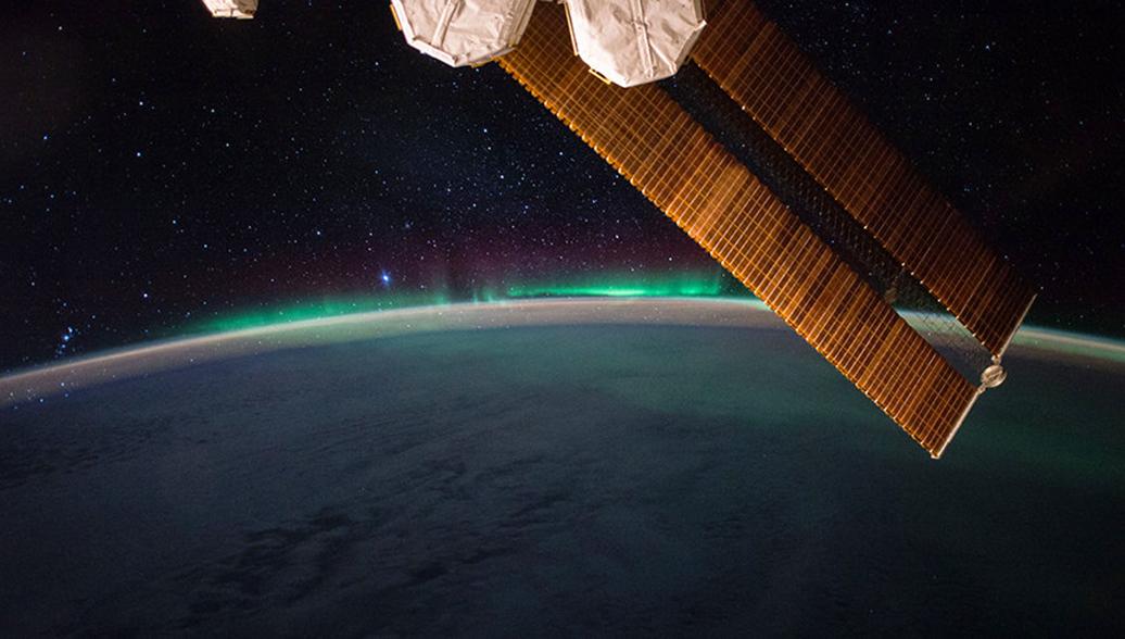 Российские ученые придумали радар для поиска космического мусора с МКС