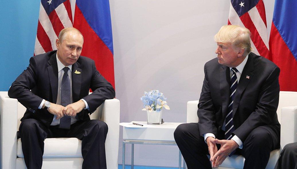 Раскрыты детали предстоящей встречи Путина и Трампа