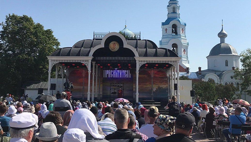 На Валааме открылся хоровой фестиваль