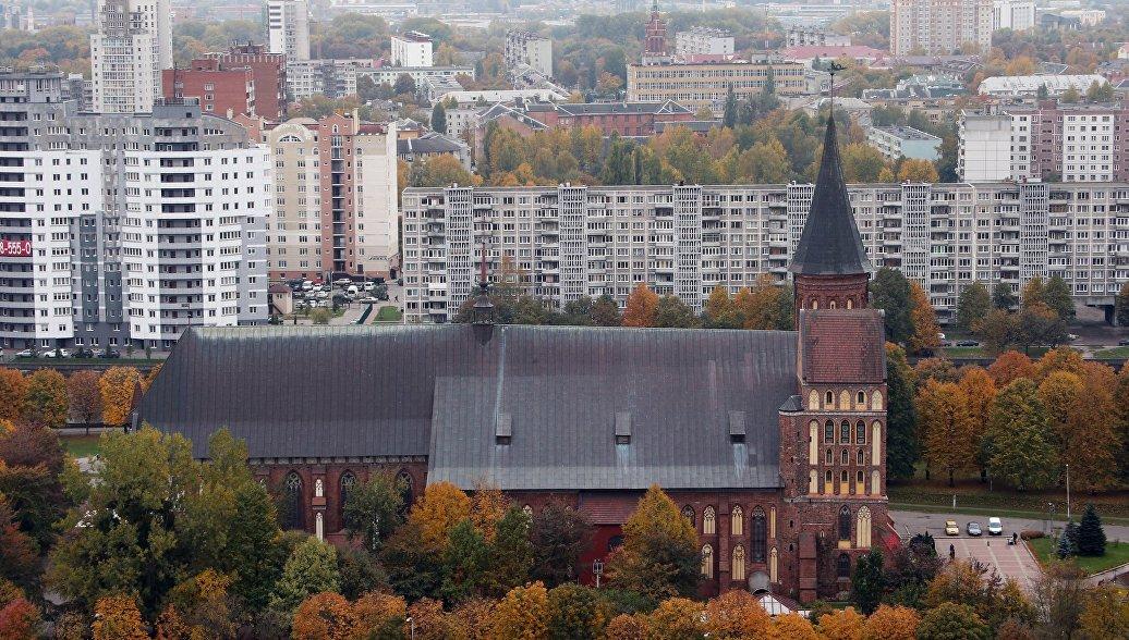 В Калининграде открываются международные органные ассамблеи
