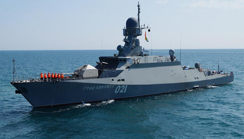 В Татарстане заложат малый ракетный корабль для ВМФ