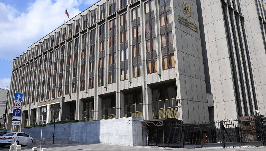 В Совете Федерации рассказали о создании военно-политического управления ВС России